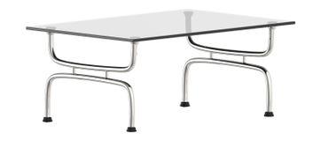 Стеклянный стол иллюстрация штока