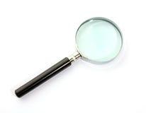 стеклянный увеличивать Стоковое Изображение RF