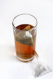 стеклянный чай Стоковая Фотография
