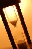 стеклянный час Стоковые Фото