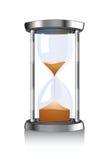 стеклянный час Стоковое Изображение RF