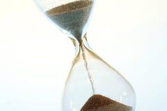 стеклянный час Стоковая Фотография