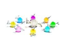 стеклянный lollipop бесплатная иллюстрация