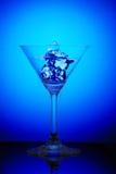 стеклянный martini Стоковые Фотографии RF
