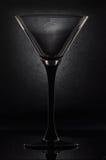 стеклянный martini Стоковое Изображение