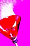 стеклянный martini Стоковое фото RF