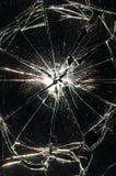 стеклянный scatter стоковые фото