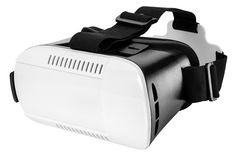 Стекла виртуальной реальности Стоковая Фотография RF