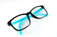 Стекла голубого глаза Стоковое фото RF