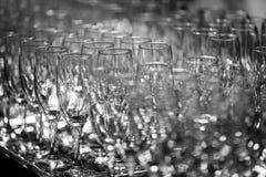 Стекла Шампани Стоковые Фотографии RF