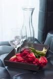2 стекла Стоковые Фотографии RF