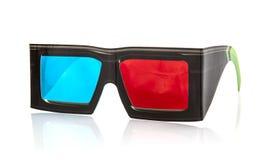 стекла 3d Стоковые Изображения RF
