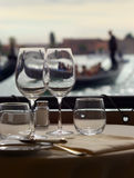 Романтичное Венеция Стоковое фото RF