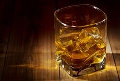 Стекло вискиа Стоковые Изображения RF