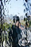 стекло грубое Стоковые Изображения RF