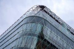 стекло здания самомоднейшее Стоковое Фото