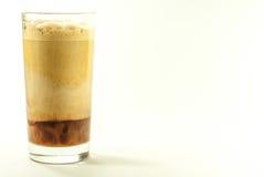 стекло кофе холодное Стоковое Изображение