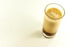 стекло кофе холодное Стоковые Фото