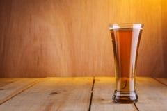 Стекло пива вазы Стоковое фото RF