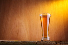 Стекло пива вазы Стоковое Изображение