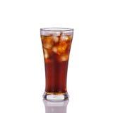 стекло питья мягкое предпосылка изолировала белизну студии съемки плоскогубцев Стоковое Изображение