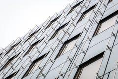 стекло фасада здания самомоднейшее Стоковые Изображения