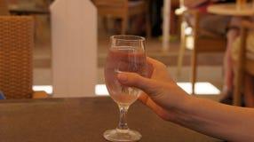 Стекло холодной воды Стоковое фото RF