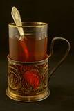 Стекло чая. Стоковые Изображения RF