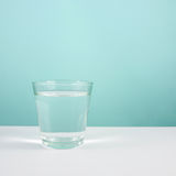 Стекло чисто воды (1) Стоковое Изображение