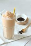 Стекло smoothies чая молока Стоковые Изображения