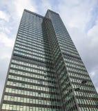 Стеклянная башня Стоковое Фото