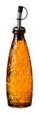 Стеклянная бутылка масла Стоковые Фотографии RF