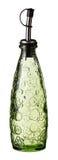 Стеклянная бутылка масла Стоковое Изображение