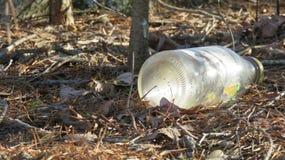 Стеклянная бутылка 2 Стоковое Фото