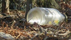 Стеклянная бутылка 1 Стоковое Фото