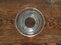 стеклянная вода стоковое фото rf