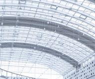 Стеклянная крыша самомоднейшего офисного здания Стоковое Фото