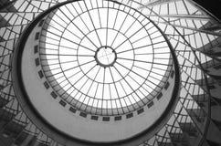 Стеклянная крыша Стоковые Фото