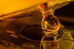 Стеклянная крышка Стоковые Фотографии RF