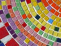 Стеклянная мозаика стоковое изображение rf