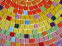 Стеклянная мозаика стоковое фото