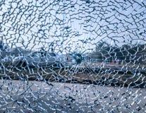 Стеклянная сеть Стоковые Фото