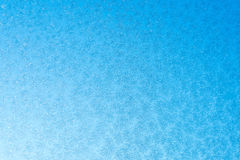 стеклянная снежинка Стоковое фото RF