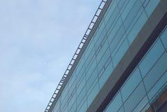 Стеклянная стена здания 2 Стоковое Изображение