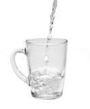 Стеклянная чашка Стоковое Изображение RF