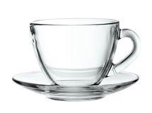Стеклянная чашка Стоковые Фотографии RF