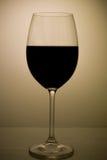 стеклянное вино Стоковые Изображения RF