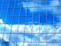 Стеклянные окна Стоковая Фотография