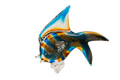 Стеклянные рыбы Стоковое фото RF