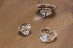 Стеклянные ювелирные изделия Стоковое фото RF